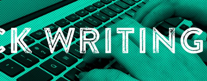 Quick writing tips