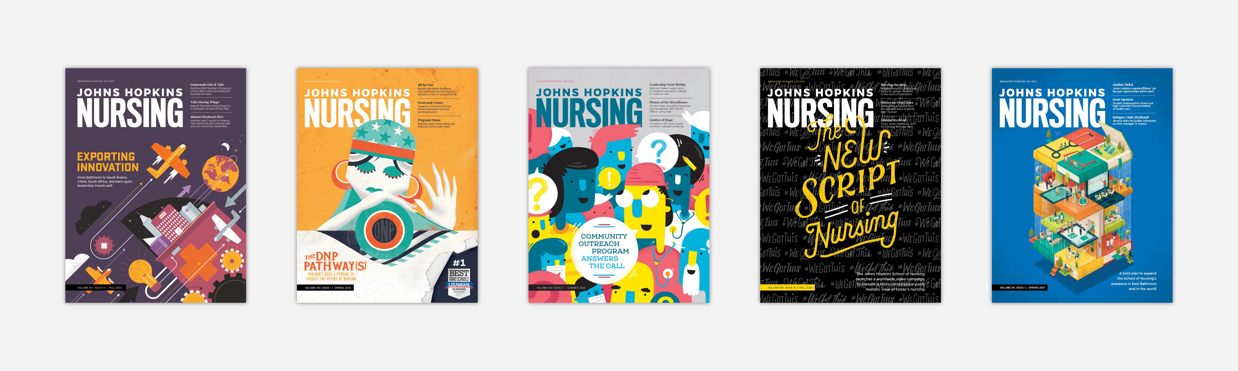 Johns Hopkins Nursing Magazine