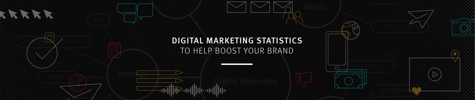 Digital marketing statistics to boost your brand.