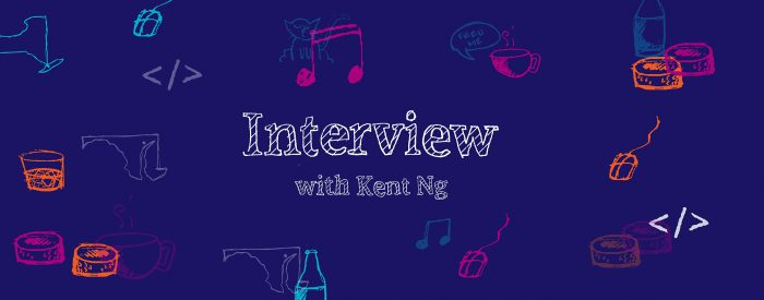 Interview with Kent Ng