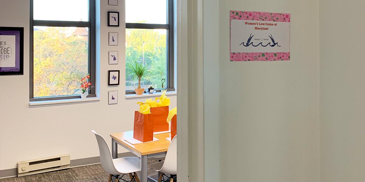 Make a Mark team conference room