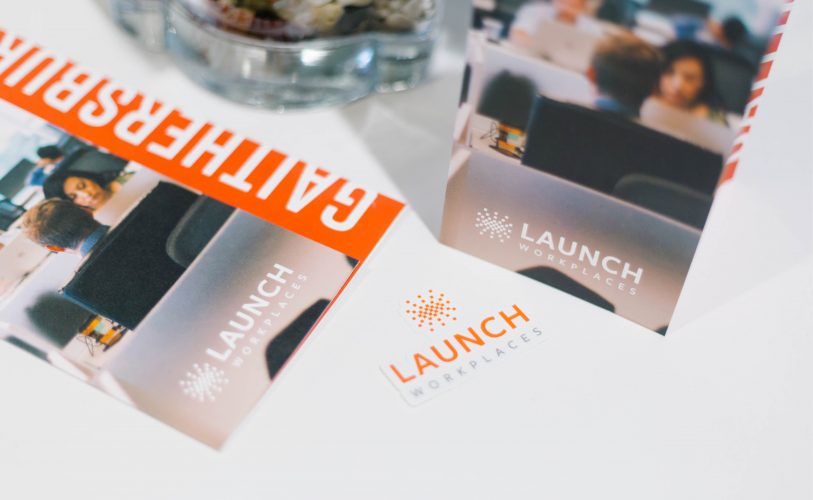 Launch Workplaces brochures