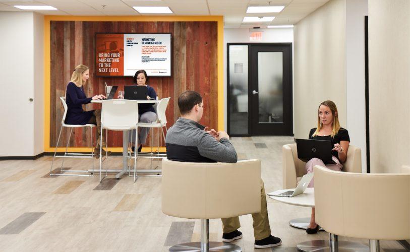 Launch Workplaces digital presentation