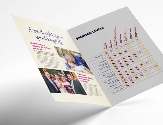 Event sponsorship book